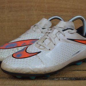 Nike Jr Hypervenom Youth US6Y 599073-148 White